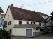 Mehrfamilienwohnhaus in Elzach vor dem Umbau