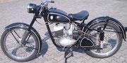 IFA RT 125/2 Baujahr 1952