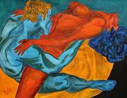 L'Extase, Aquarell 2010