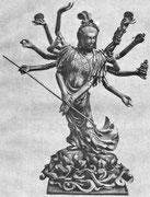 Au point de vue bouddhiste, il ne faut pas considérer Kouan Yin comme une divinité personnelle, mais comme la déification d'une notion abstraite, celle de la grâce miséricordieuse.