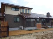 平成25年 大田市H様邸~新築~外観