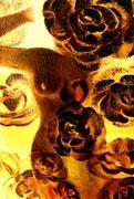 """""""La Gracia nos sorprende inesperàdamente por la noche"""", òleo sobre lienzo, 70x53 cm."""