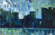 Nr.30_Bild_2019_zV_50x70/2cm Leinwand auf Keilrahmen, Acryl