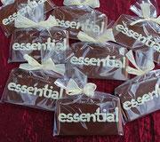 Personalisierte Schokoladen Tafeln