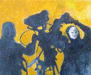 """""""Gute Bilder"""", Öl auf Leinwand, 2012"""
