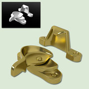 3D Designer Cape Town, Sash Window brackets