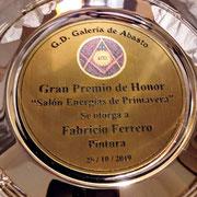 Gran Premio de Honor - Galería GD Abasto - 2019