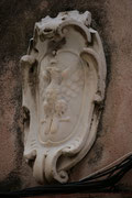 Bonifacio - Détail de porte