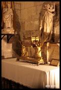 Reliquaire du crâne de St Quentin