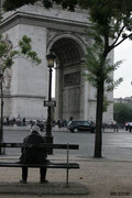 Arc de Triomphe (solitude)