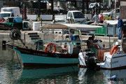 Ajaccio - Port de pêche