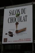 Salon du chocolat 2013 - Entrée