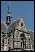 Détail de la basilique