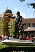 Walt Disney et la souris la plus connue du monde