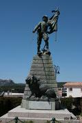Bonifacio - Monument aux morts