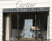 Le luxe : Cartier