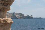 Bonifacio - Escalier du roi d'Aragon