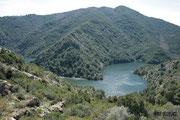 Gorges du Prunelli - Proche du lac de Tolla