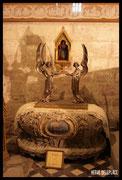 Reliquaire de la main de St Quentin