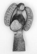 Panacea - Alu-Guss - 29 x 17 x 5 cm