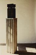 Denkmodel Nr. 1 - Bronze - Beton - 200 x 39 x 34 cm   Collection B.A.T. amsterdam