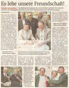 Matthias Laurenz Gräff. Pressebericht in der NÖN Horn (Woche 29) Copyright by Rupert Kornell