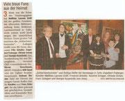 Artikel in der NÖN (Woche 8), Bezirk Horn