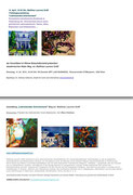 """Einladung zur Ausstellung Matthias Laurenz Gräff """"Liebreizendes Griechenland"""" im KunstSalon im Wiener Botschaftsviertel. Art Law Business, RA Dr. Andreas Cwitkovits"""