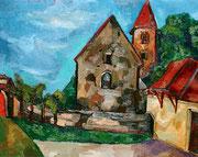 NICHT MEHR ERHÄLTLICH, Die Kirche von Strögen, 2006