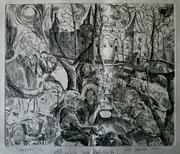 NICHT MEHR ERHÄLTLICH, Selbstportrait, 21x28 cm
