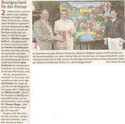 Pressebericht in der NÖN Horn (Woche 29) Copyright by Rupert Kornell