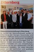 """Nachbericht in """"Der Garser"""" (Ausgabe 3 / Dezember 2019)"""