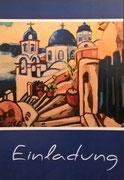 """Einladung zur """"Griechischen Sehnsucht"""""""