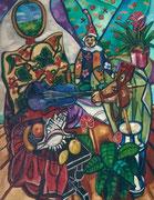 Was die Kunst ist!, 130x100 cm, 2012