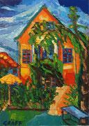 NICHT MEHR ERHÄLTLICH, Der neue Garten und das neue Haus, 2003
