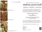 Matthias Laurenz Gräff Einladung zur Vernissage