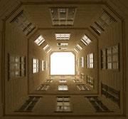 Innenhof nächst Stephansdom