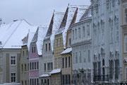 Der Stadtplatz, ein beeindruckendes Baujuwel