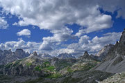 Südtirol - Dolomiten - 3 Zinnenhütte