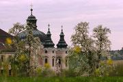 Wallfahrtskirche Christkindl zur Baumblüte