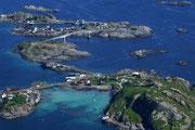 Inselhüpfen auf den Lofoten