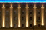 Fassade im Linzer Zentrum