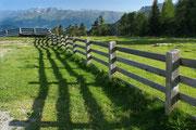 Almboden in den Sarntaler Alpen
