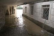 Alle Jahre wieder - Hochwasser