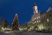 'Weisse Weihnachten' - Stimmung und Stille