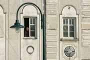 Historische Werksbauten im Wehrgraben