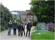 Vor d. Schlosshotel Bühlerhöhe