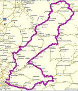 Route am 23.05.15