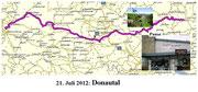 Route Donautal