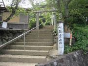 叶岳登山口(今宿野外活動センター手前)